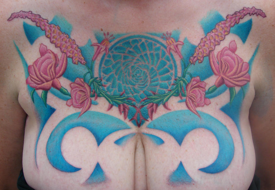 chest piece by gabrielcece