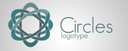Circles logotype by MDJ