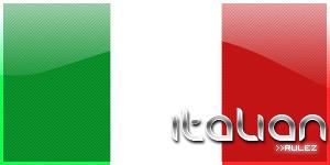 Italian Rulez by MDJ