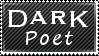 Poet Stamp