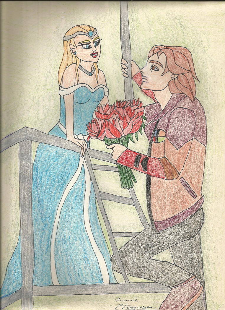 Flowers for Allura by AmandaFerguson070707