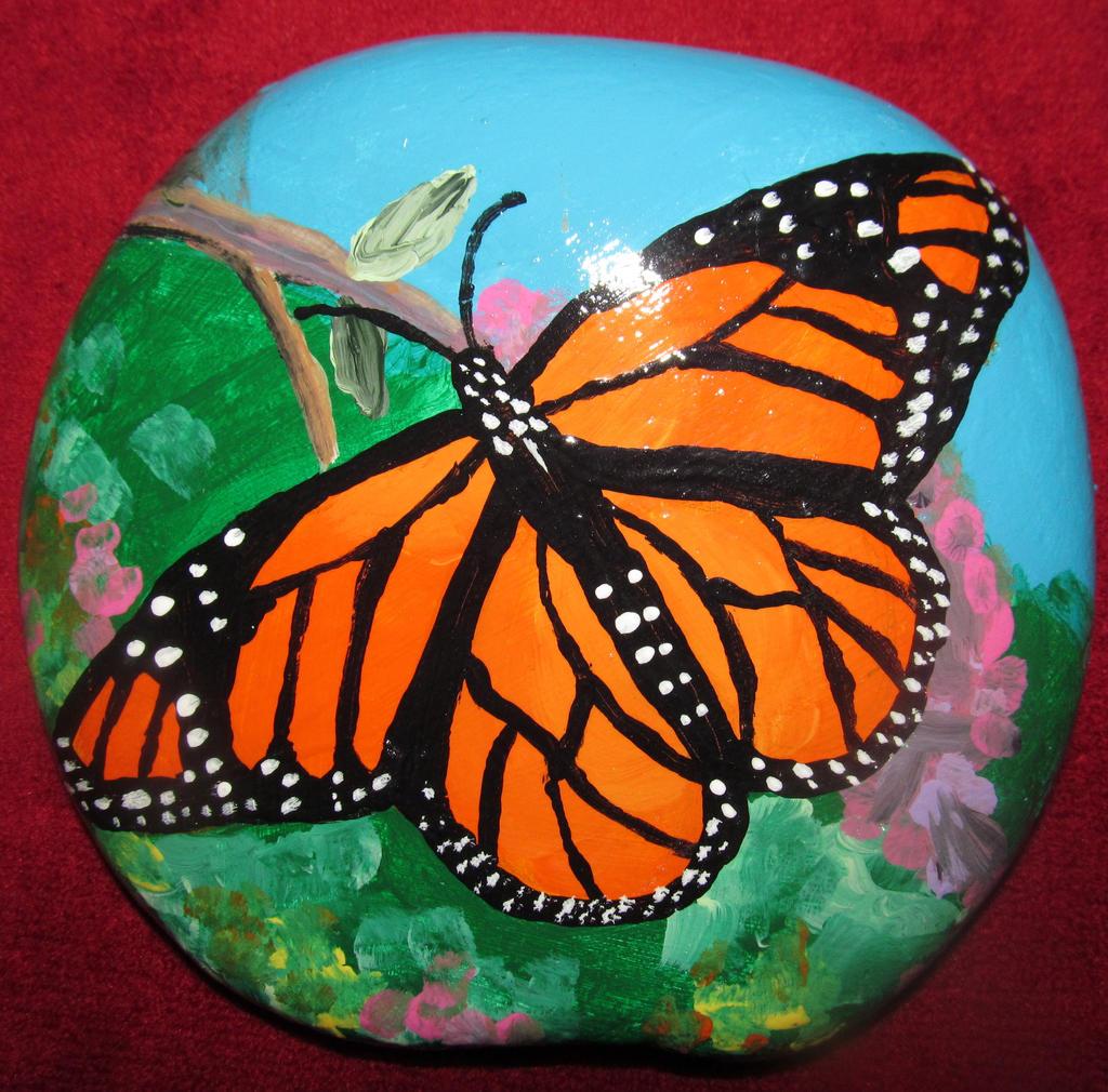 monarch butterfly  5 by amandaferguson070707 on deviantart