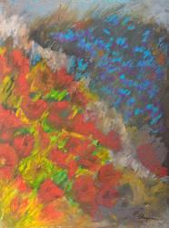 Wild Flowers by AmandaFerguson070707