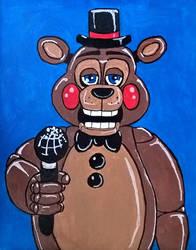 Toy Freddy by AmandaFerguson070707