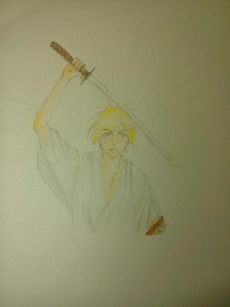 EO: Lucien... un homme viril by Gragalit