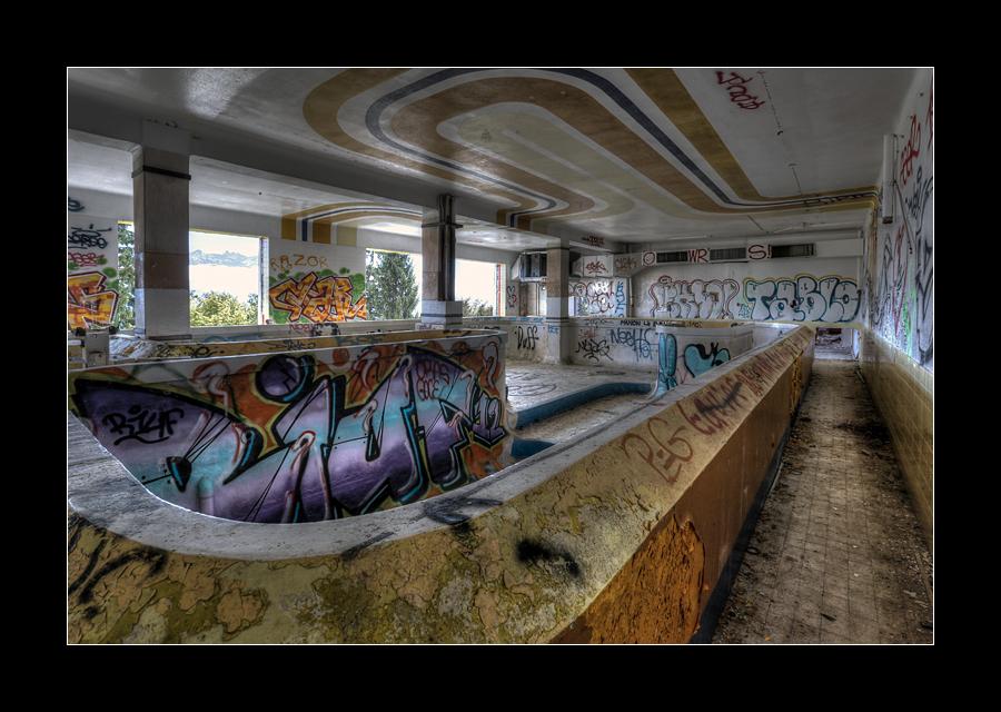 Sanatorium Pool 1 by 2510620