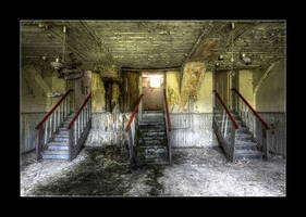 Triple Stairs by 2510620