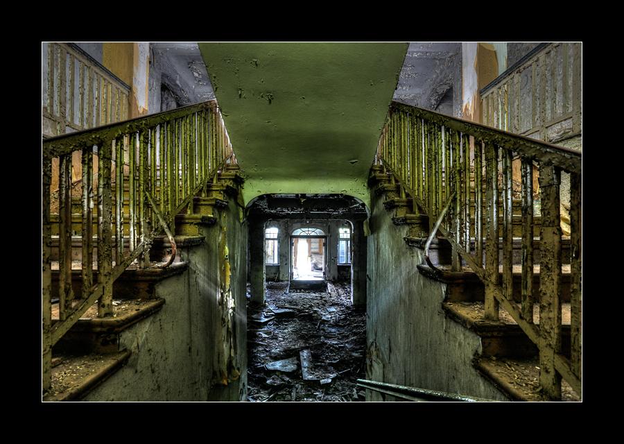 Sanatorium Stairs 1 by 2510620