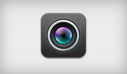 iOS icon PSD by emey87