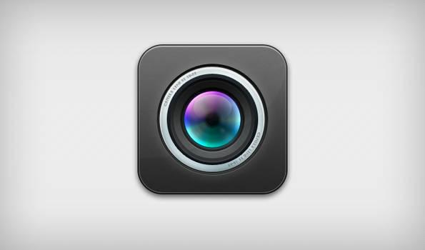 iOS icon PSD