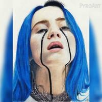 Billie Eilish - Drawing