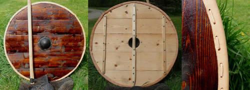 Viking shield by jarkko1