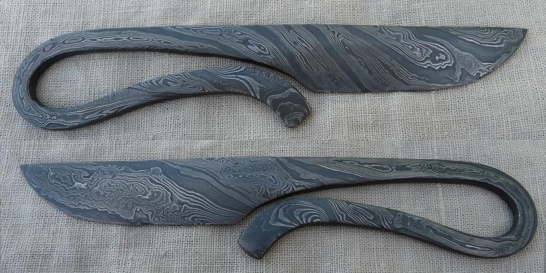 Pattern Welded Womans Knife By Jarkko1 On DeviantArt