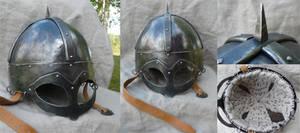 Gjermundbu helmet by jarkko1