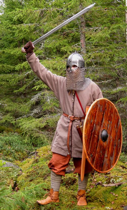 Viikinkisoturi by jarkko1