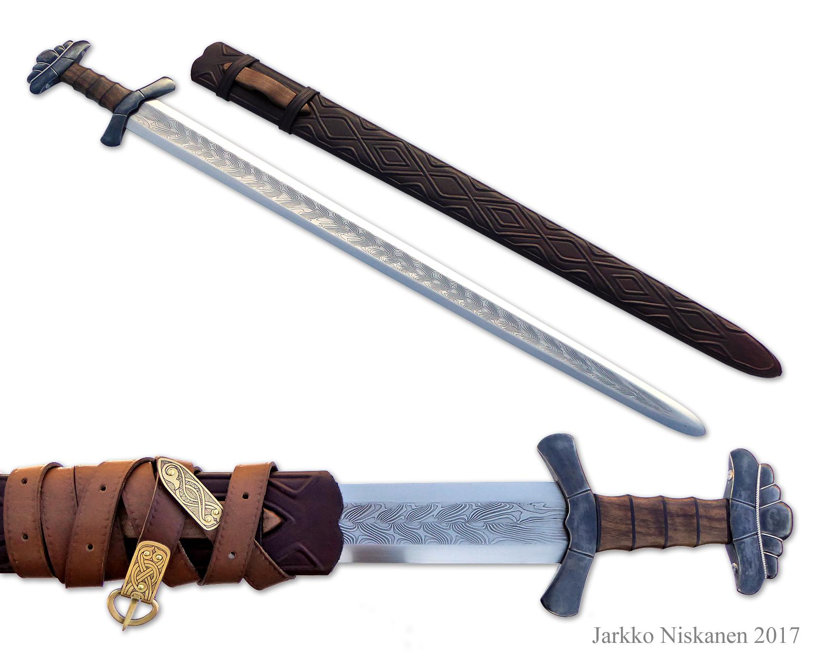 viikinkimiekka XIII