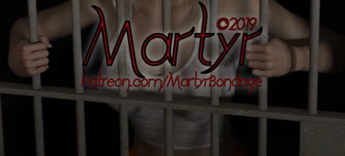 'Hottie' Behind Bars - Patreon Promo by MartyMartyr1