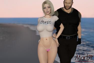 Lauren Lane Arrested for Indecent Exposure by MartyMartyr1
