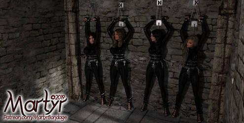 Spy Sisters by MartyMartyr1