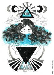 Universe by evilshara
