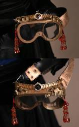 Flapper Goggles by WiCaMa