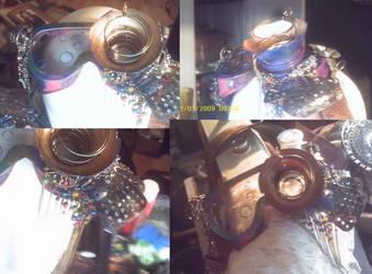 Mermaid Goggles by WiCaMa