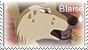 --Blaise Stamp-- by Akante