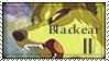 --Blackear Stamp-- by Akante