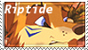 --Riptide Stamp-- by Akante