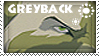 --Greyback Stamp-- by Akante