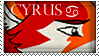 --Cyrus Stamp-- by Akante
