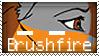 --Brushfire Stamp-- by Akante