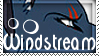 --Windstream Stamp-- by Akante