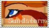 --Sandstorm Stamp-- by Akante