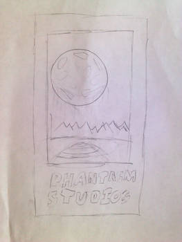 Phantasm Studios Logo concept