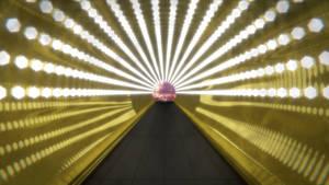 Tunnel to Disco by BenWurth