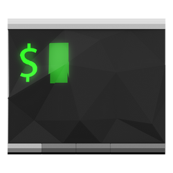 Low Poly iTerm Icon
