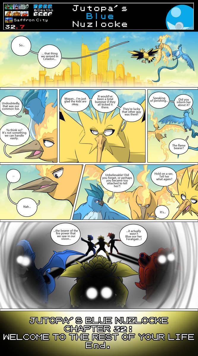 Jutopa's Blue Nuzlocke Chapter 32 - Page 7 by Jutopa