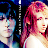 Stella and Noctis Icon by nightrainbow