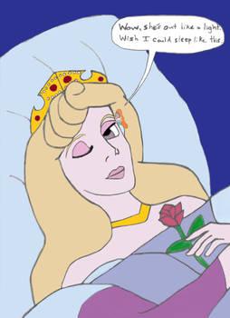 Aurora and Thumbelina
