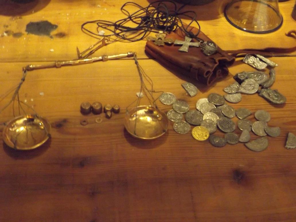 Small Viking Hoard by Heidenwerk