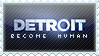 Detroit: Become Human Stamp