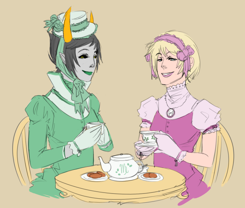 Romart goes here Tea_party_by_zavyx-d3bs5ts