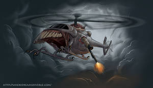 Hell-icopter - Nightmare