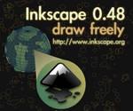Inkscape 0.48 Splash entry by lemasney
