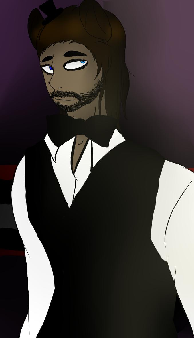 The Freddy Fazbear by webkinzwolfpack