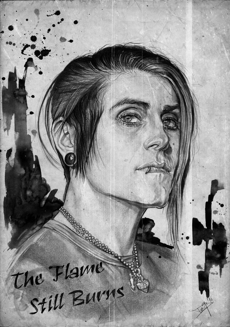 Davey Havok by Heteferes