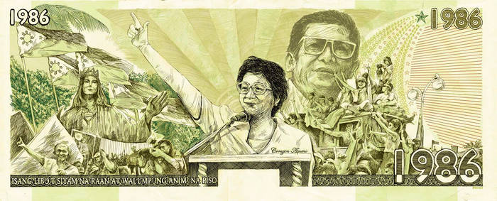 1986 Pesos