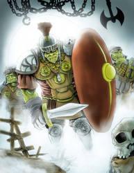 Gremlin Centurion Commission