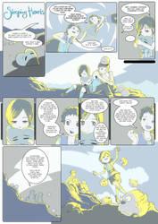 Komiks Commission Sample